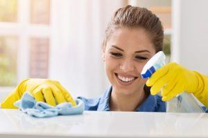 domestic cleaning in crouch end
